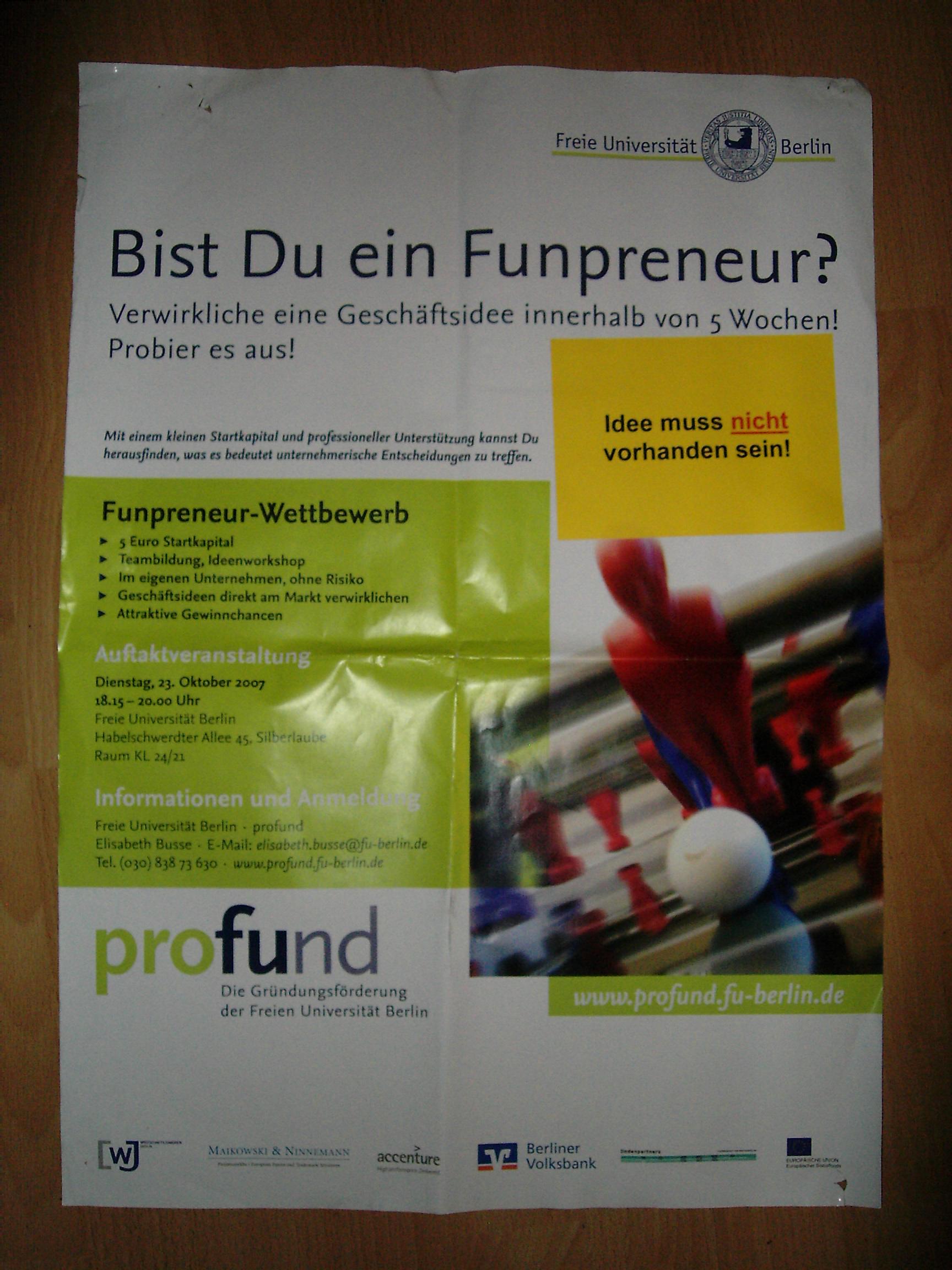Funpreneur